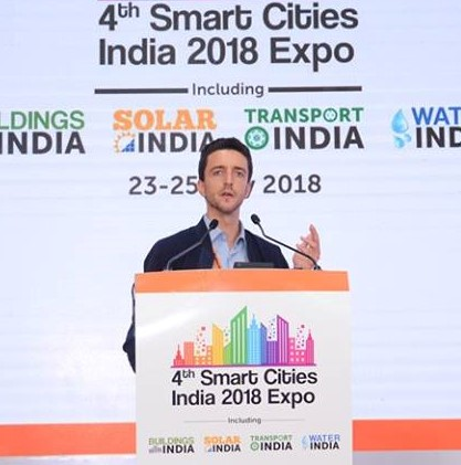Quentin LEFEVRE - Smart Cities Expo